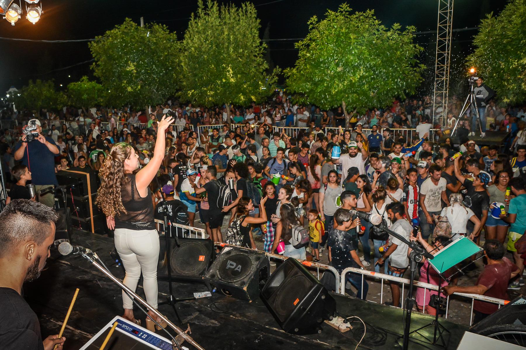 Carnavales de Guaminí 100 años