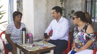 Campana / Abella planea relanzar su gestión e ir en busca de su reelección