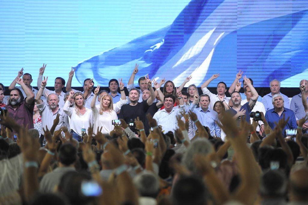 El peronismo bonaerense va en busca de la unidad