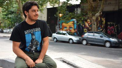 """""""La vida cosida"""" del platense Juan Pablo Morales recibió mención literaria internacional"""