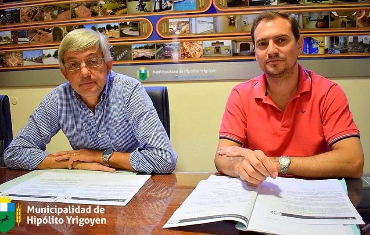 Yrigoyen / Cortes lanzó dos innovadores programas de acceso a la vivienda