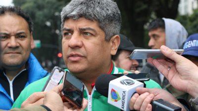 """Le pidieron modificar el Convenio Colectivo de Camioneros y Pablo Moyano los """"sacó cagando"""""""