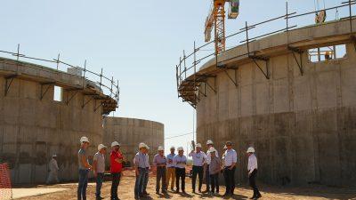 En Pergamino avanza la Planta de Biogás que generará energía con desechos del campo