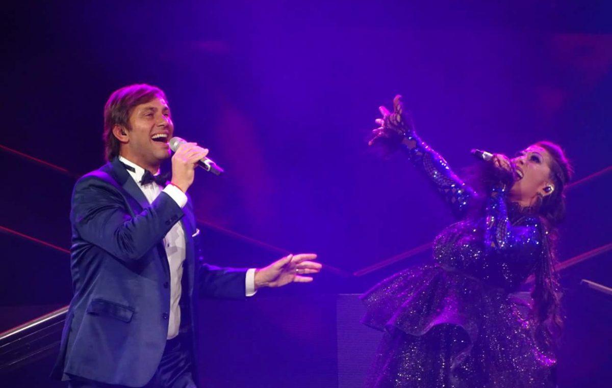 La estrella mexicana Alejandra Guzmán y Odino Faccia unen sus voces por la Paz mundial