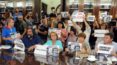 """Los gremios docentes volvieron a rechazar la propuesta del gobierno por considerar que """"achata la escala salarial"""""""