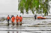 Desastre ambiental en el Río de La Plata: un buque derramó fuel oil en la costa de Berisso