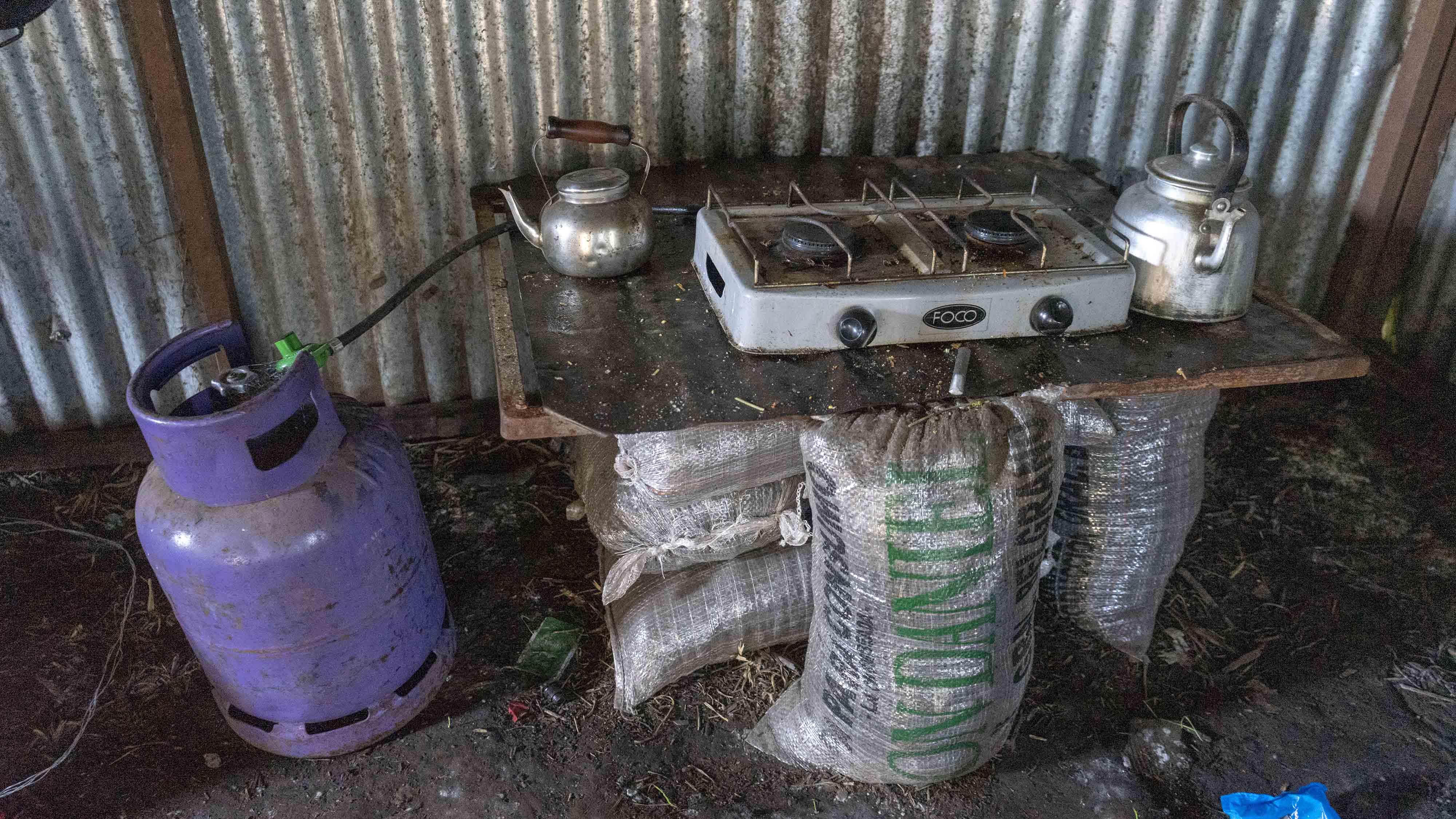 Explotación laboral en campos de Tandil