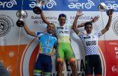 """El bolivarense Dotti ganó por cuarta vez y es el máximo ganador de la """"Vuelta de Mendoza"""""""
