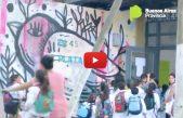 """""""Esa no es nuestra escuela"""": docentes de La Plata enojados con un nuevo spot de Vidal"""