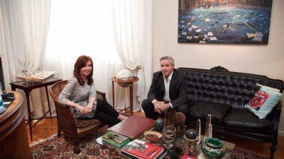 """""""Le manifesté a Cristina la obligación de ser amplios"""", dijo Solá sobre el reencuentro con CFK"""