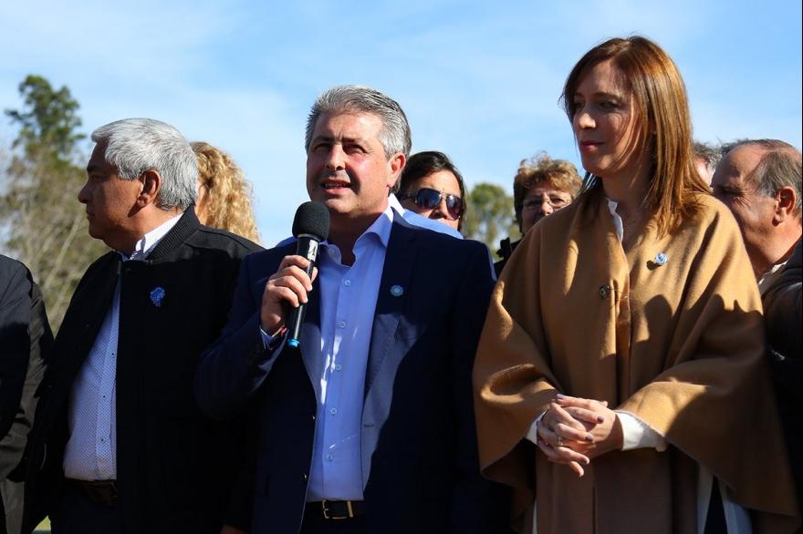 """Javier Martínez: """"En el interior provincial el votante de Cambiemos se mantiene"""""""