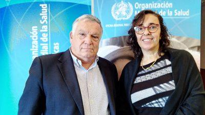 Una bahiense es la primera mujer en dirigir el área de Salud Mental de la Organización Mundial de la Salud