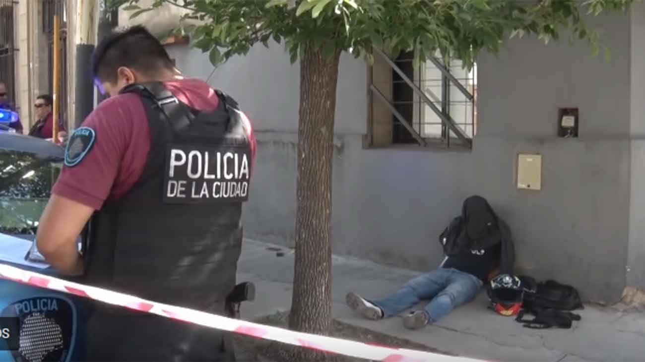 "Expulsan de Argentina al ""motochorro"" colombiano"