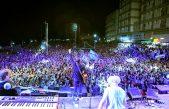 No Te Va Gustar festejó sus 25 años ante una multitud en Monte Hermoso