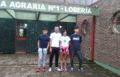 Tres deportistas de Pergamino integran la Selección Argentina de Atletismo Paralímpico