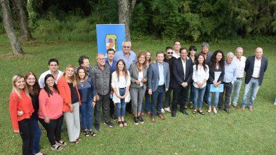 El PJ Provincia se reunió y rindió homenaje a Néstor Kirchner
