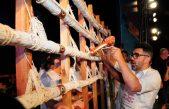Tandil elaboró el salame más largo del mundo, 20 metros más alto que el Obelisco y mucho más rico