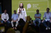 Vidal juntó a dirigentes de toda la Provincia en una campaña contra los paros docentes