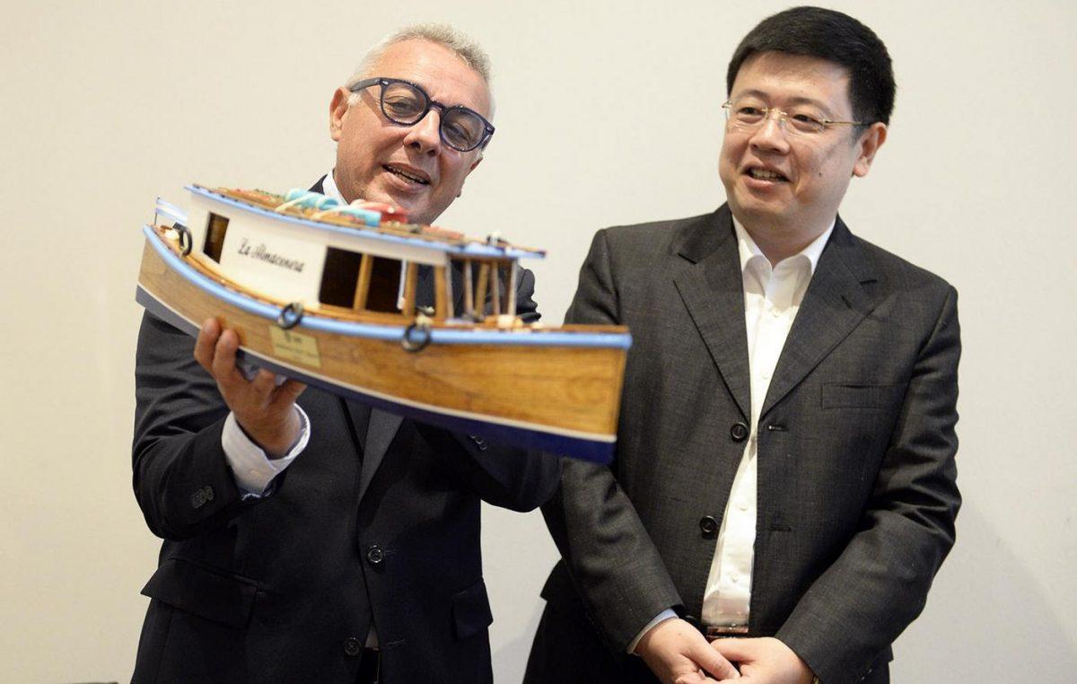 """El embajador de China estuvo en Tigre y tiró """"buscamos fortalecer el vínculo entre nuestras comunidades"""""""
