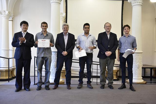 Seis estudiantes argentinos viajarán a México a competir en Telecomunicaciones de la mano de Huawei
