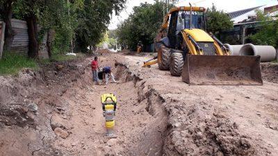General Rodríguez profundiza las tareas de mantenimiento de sus espacios públicos