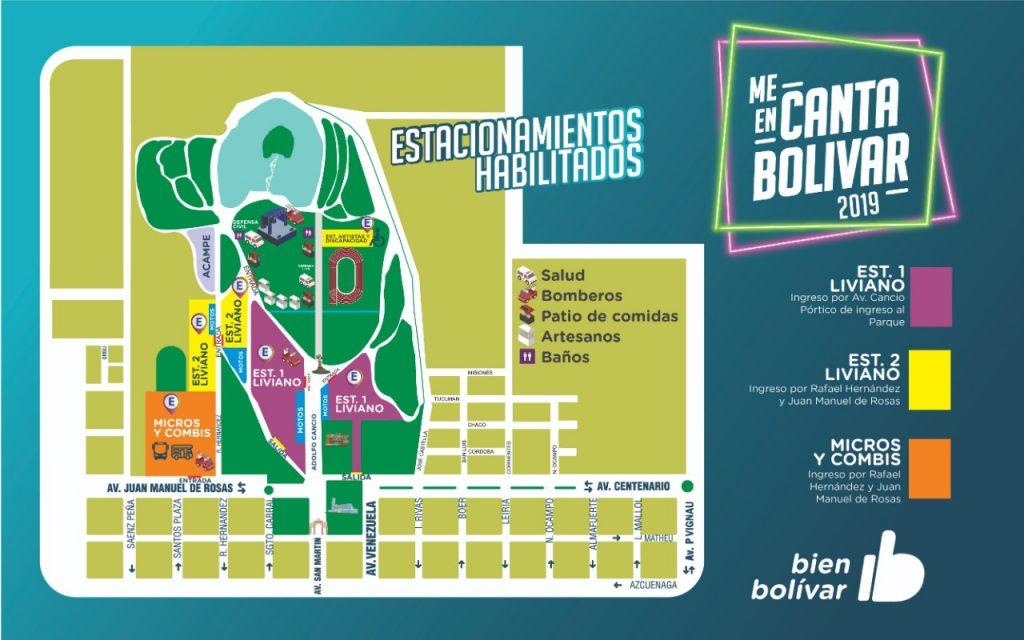 EL festival Me Encanta Bolívar comienza esta noche con el show de La Beriso