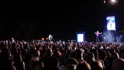 """Más de 60 mil personas disfrutaron """"Me Encanta Bolívar"""" 2019 y el gran cierre con """"La Sole"""""""