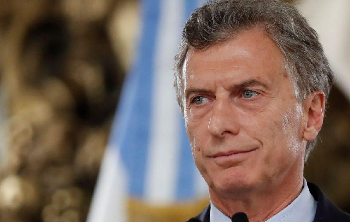 Macri y la palabra devaluada