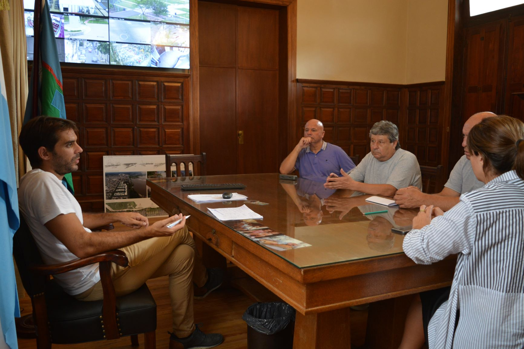 San Nicolás / Passaglia aumentó un 40% a los trabajadores municipales