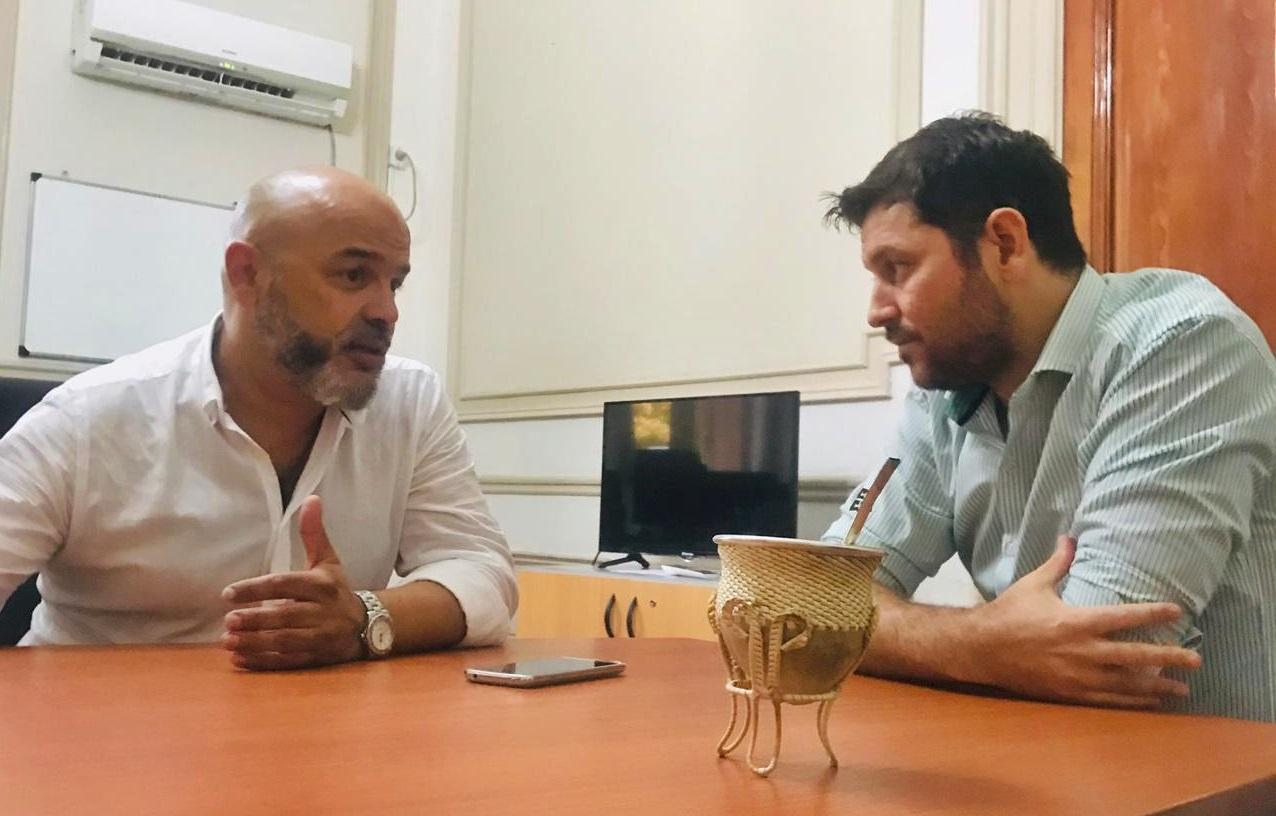 Todo Provincial dialoga con Gabriel Barquero, pre candidato a intendente de Morón