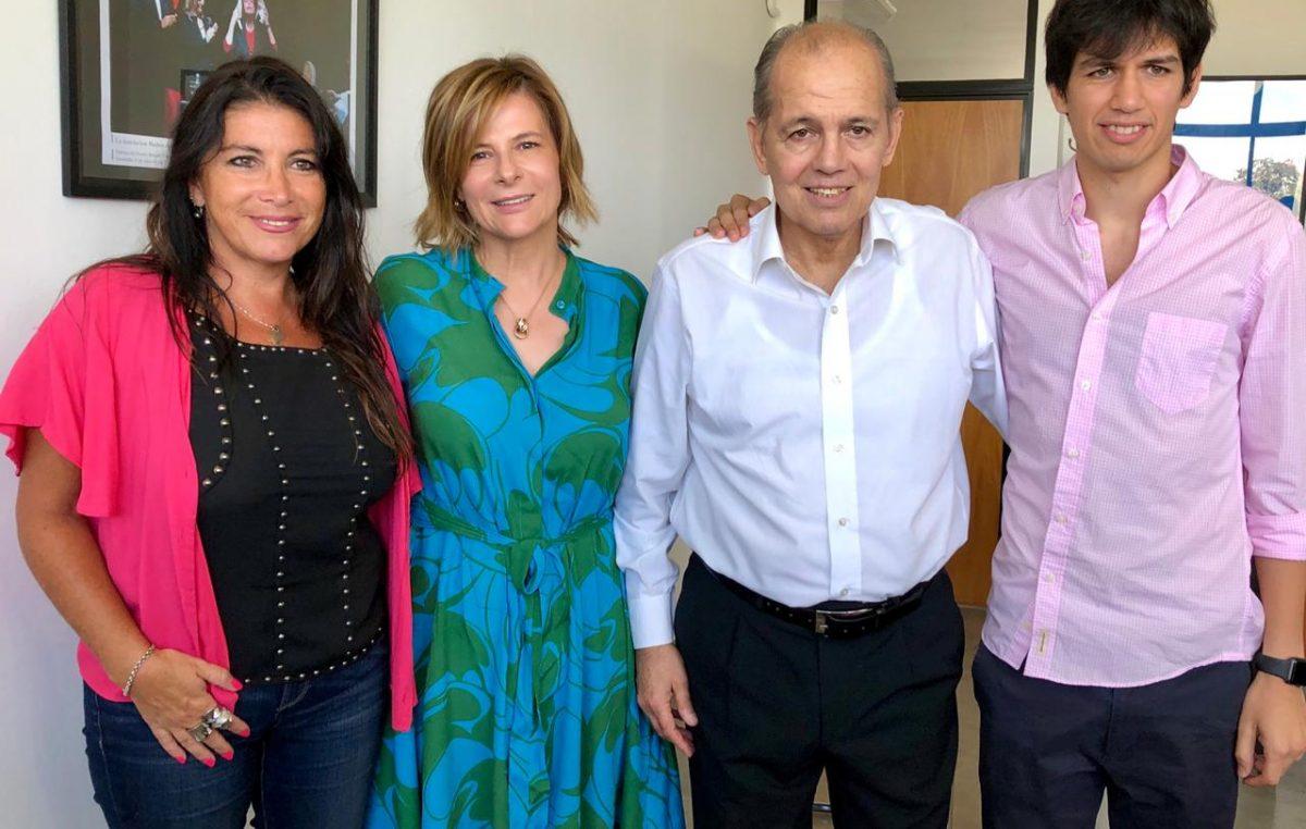 Sabella será reconocido como personalidad del deporte de la provincia por iniciativa de Florencia Saintout