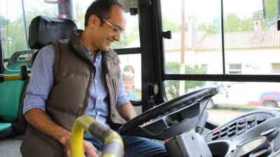 """El intendente volvió a pedir declarar """"Bolívar zona fría"""" para bajar las tarifas"""