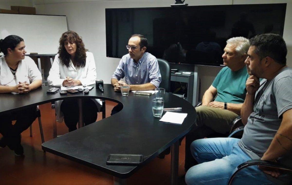 """El propio intendente confirmó el caso de Hantavirus en Bolívar y dijo """"no hay contagio interhumano"""""""