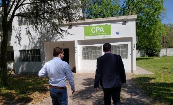"""Denuncian el """"vaciamiento"""" del Centro de Prevención de Adicciones de Rivadavia"""