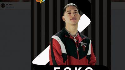 El matancero ECKO es el primer artista urbano argentino en presentarse en SXSW de EEUU