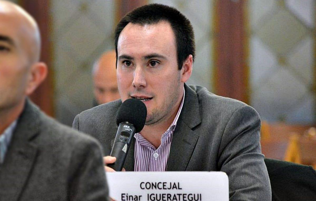 """Einar Iguerategui: """"La inversión de Loma Negra no se reflejó en Olavarría como debería"""""""