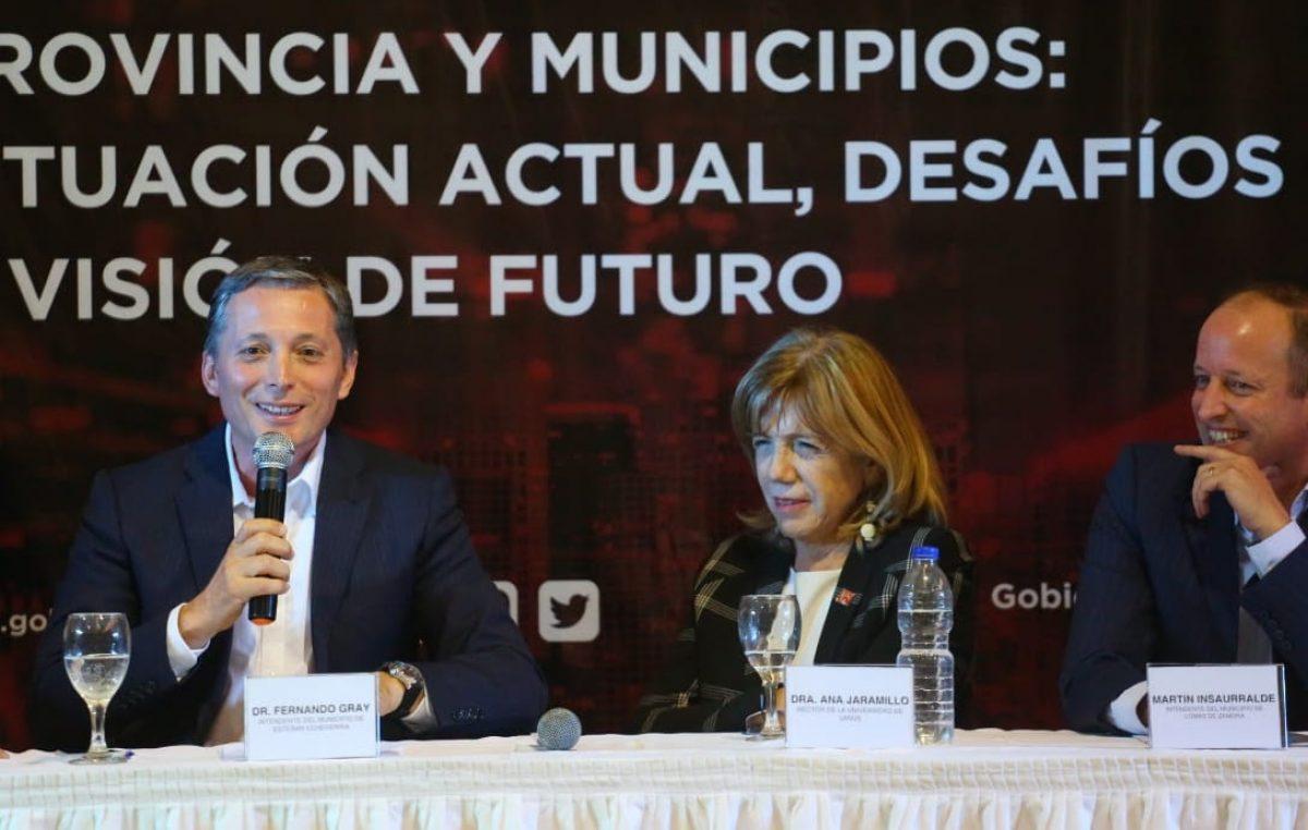 """El presidente del PJ bonaerense llamó a """"reformar la Constitución provincial"""""""