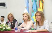 """Cristina Fioramonti: """"El peronismo tiene la obligación histórica de protagonizar este movimiento de las mujeres"""""""
