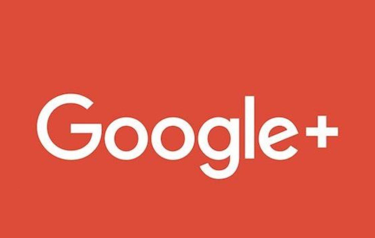El 2 de abril Google + cierra sus cuentas para particulares