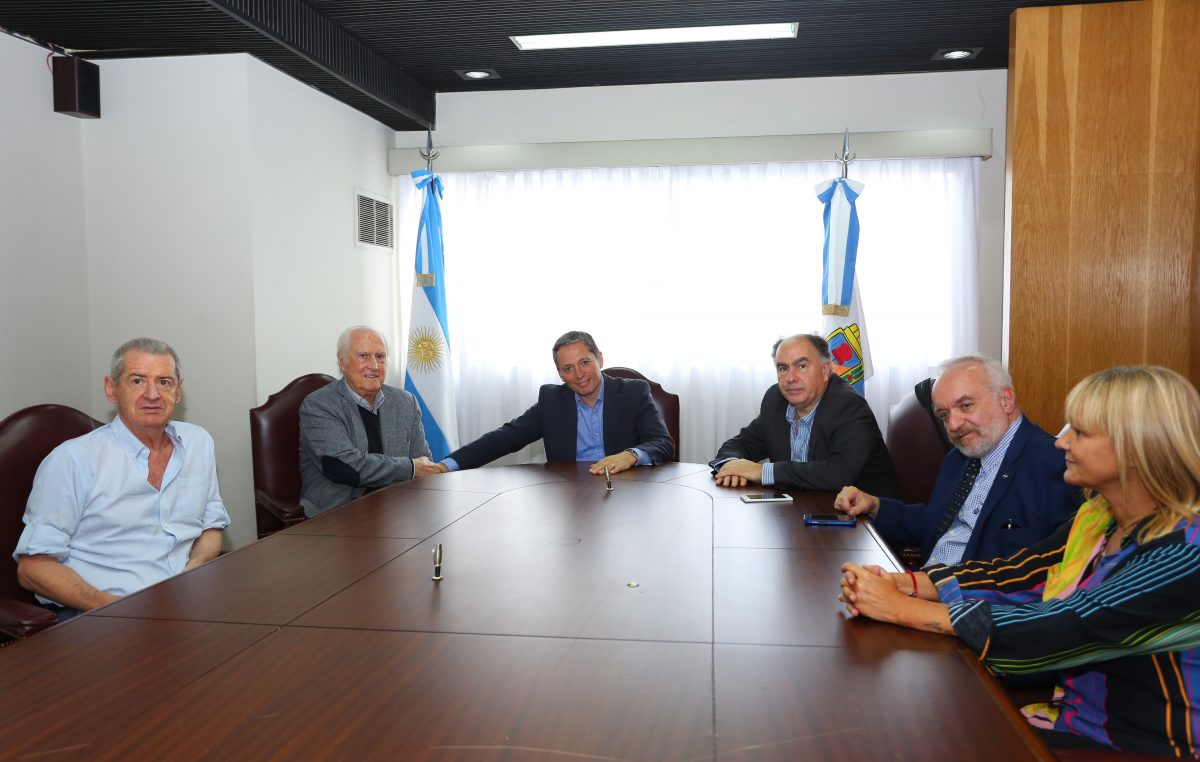 Pino Solanas y Mario Cafiero se reunieron con el PJ y acercan posiciones de cara a las elecciones 2019