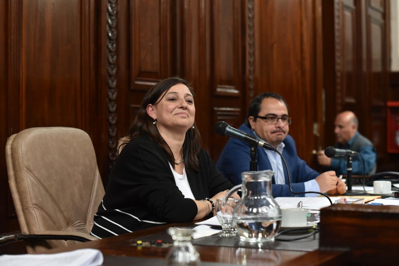 La Plata/ Confirman que la presidenta del Concejo Deliberante, Ileana Cid dio positivo a Coronavirus