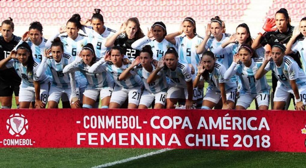 AFA confirmó la creación de la Liga Profesional de Fútbol Femenino de Argentina