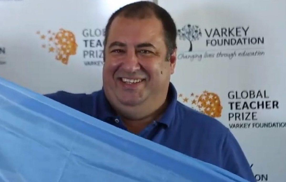 Un diputado propone declarar personalidad destacada de la Provincia al Profesor nominado al Premio Nobel, Martín Salvetti