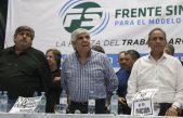El Frente Sindical va al paro el 30 de abril con las dos CTA