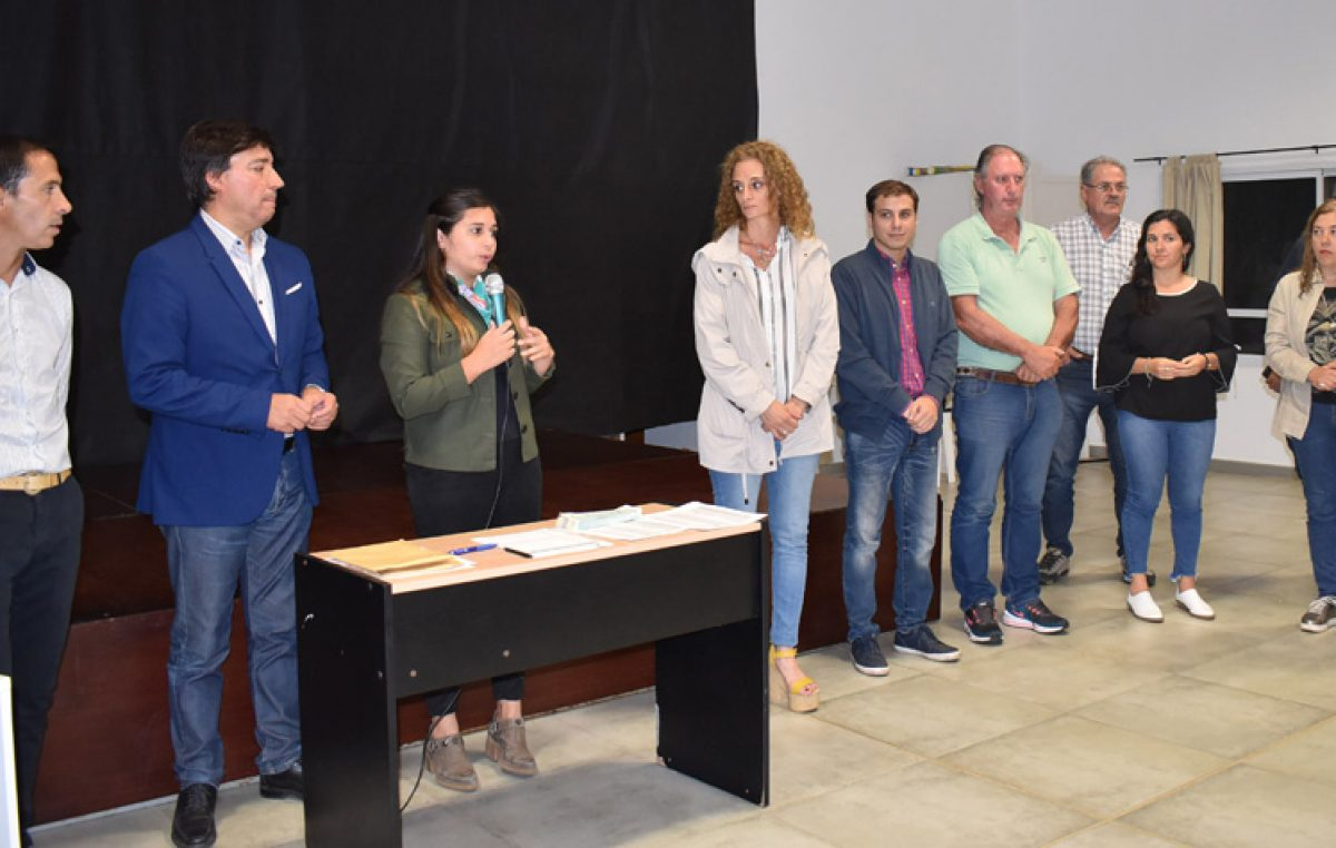 Daireaux / La gestión Acerbo aumentó un 25% las Becas Estudiantiles