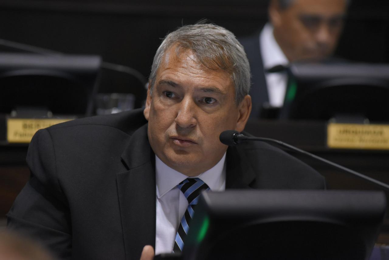 D´Onofrio tildó de Mentiroso y torpe a Macri