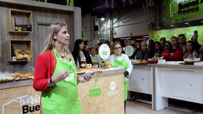 """""""Sabores de la provincia"""" se presentó en Expoeventos 2019 con el objetivo de continuar posicionando los destinos turísticos bonaerenses"""