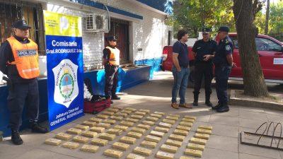 """Gral. Rodríguez / Kubar denunció """"actos intimidatorios"""" vinculados a su lucha contra el narcotráfico"""