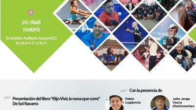 """Olarticoechea, Lugüercio y Acasuso serán reconocidos en Diputados por """"adoptar el deporte como estilo de vida"""""""