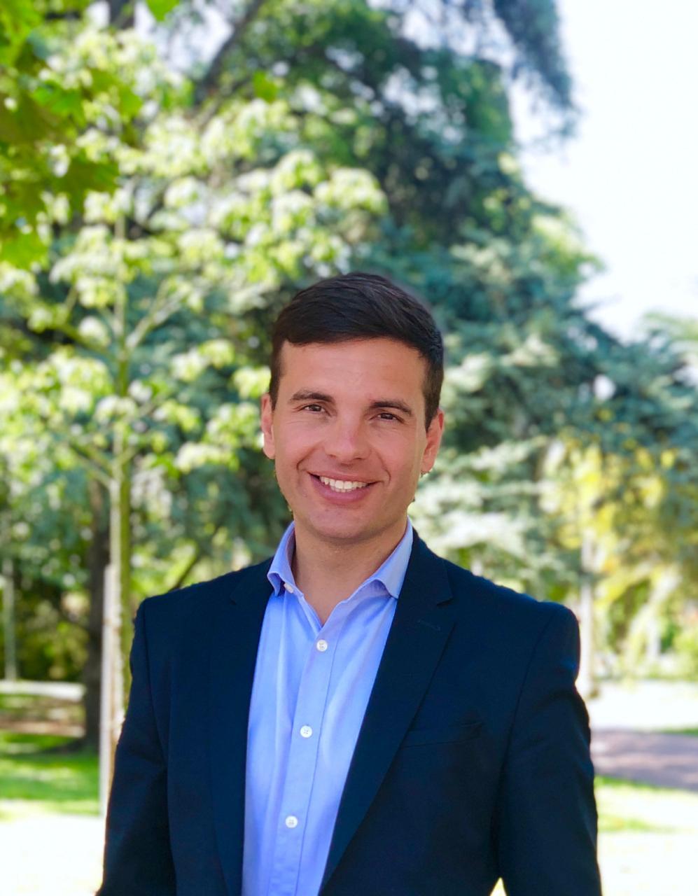Héctor Griffini, una de las promesas de la política Argentina